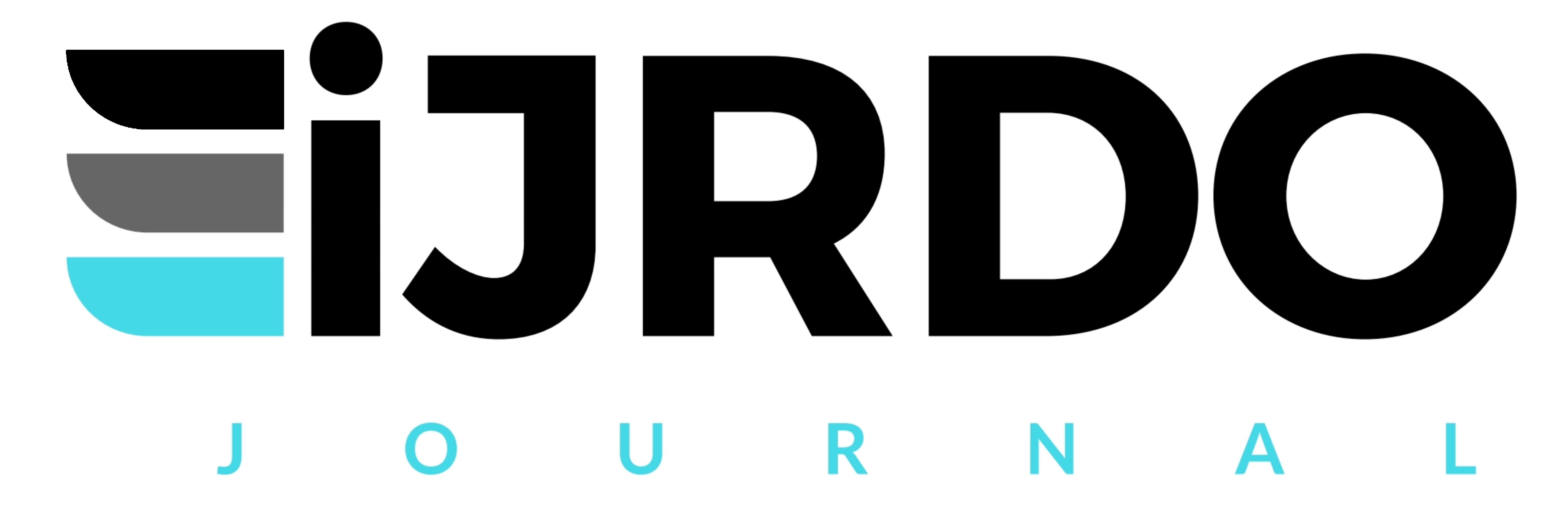 IJRDO Journal
